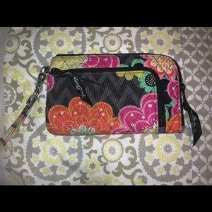 Vera Bradley wallet/wristlet